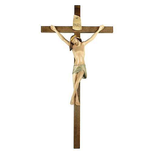 Moderný Kríž (40cm - Zlatá)