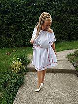 Šaty - Folkórne šaty - 10916466_