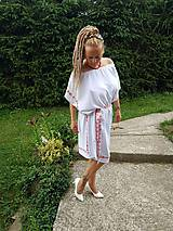 Šaty - Folkórne šaty - 10916483_