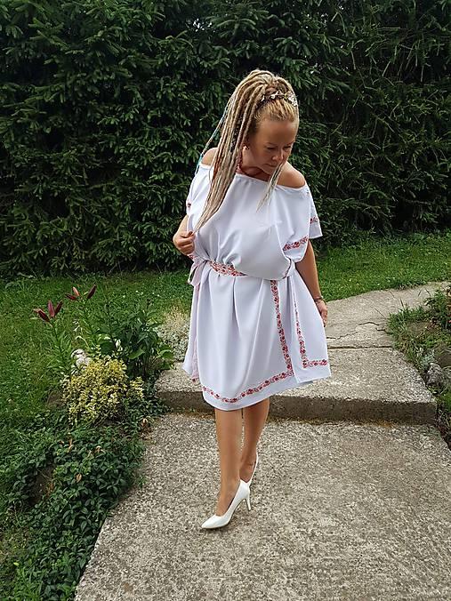 Folkórne šaty