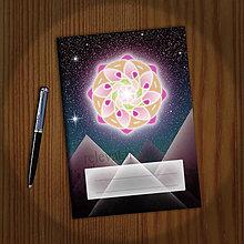 Papiernictvo - Mandala zápisníky (1) - 10915831_