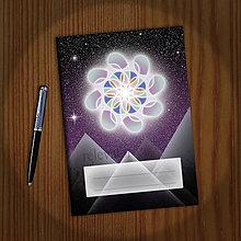 Papiernictvo - Mandala zápisníky (4) - 10915834_