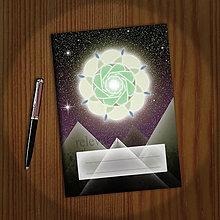 Papiernictvo - Mandala zápisníky (5) - 10915835_