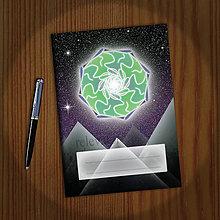 Papiernictvo - Mandala zápisníky (6) - 10915838_