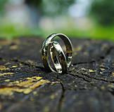 """Prstene - Obrúčky """"Som klasik"""" zlaté - 10917648_"""