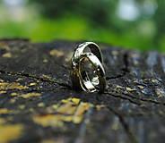 """Prstene - Obrúčky """"Som klasik"""" zlaté - 10917651_"""