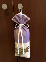 Úžitkový textil - Vrecusko na levandulu - rezervovane - 10917177_