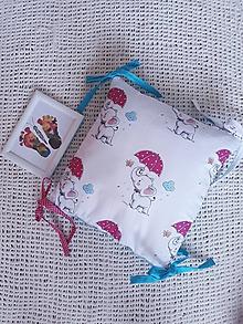 Textil - Vankúšikový mantinel na želanie - 10918736_