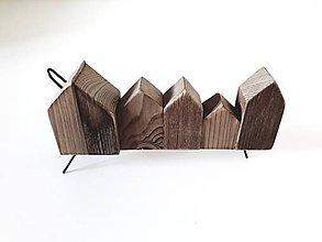 Dekorácie - Domčeky k&m dizajn - 10917753_