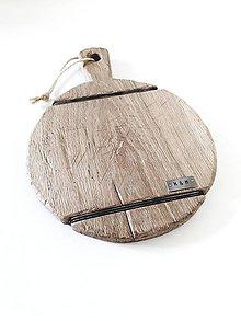 Pomôcky - Lopár natur k&m - 10917799_