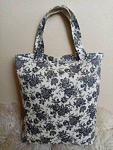 Nákupné tašky - Taška nákupná - 10919074_