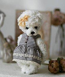 Hračky - Medvedica Lizi - 10918158_