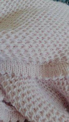 Textil - Detská pletená - 10917942_
