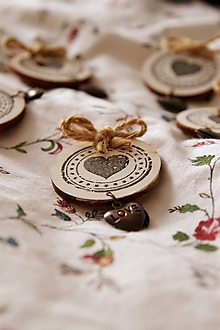 Magnetky - Magnetka ,,Love stamp,, - 10919209_