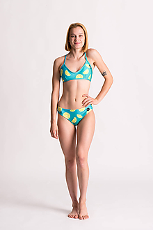 Bielizeň/Plavky - Plavky Citróny - 10917189_