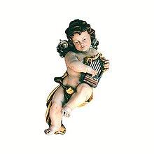 Socha - Anjelik s orgánom - 10917292_
