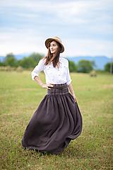 Sukne - sukňa Gwenn - 10917325_