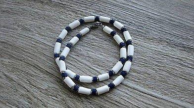 Šperky - Pánsky náhrdelník okolo krku - chirurgická oceľ - 10919293_