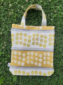 Nákupné tašky - Zero Waste Eko nákupná taška. - 10919535_