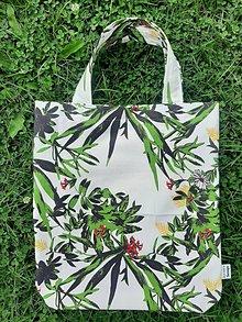 Nákupné tašky - Zero Waste Eko nákupná taška. - 10919553_