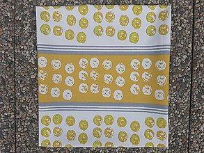 Úžitkový textil - Susugo obliečka na vankúš. - 10919633_