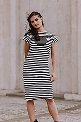 Šaty - FNDLK úpletové šaty 412 RsLu - 10920719_