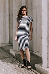Šaty - FNDLK úpletové šaty 414 RsLu - 10920761_