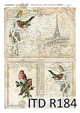 Papier - Ryžový papier - 10921427_