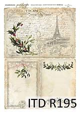 Papier - Ryžový papier - 10921435_