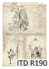 Papier - Ryžový papier - 10921446_