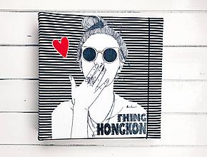 Papiernictvo - fotoalbum na rožky 30x30cm Akcia z 57 eur - 10921283_
