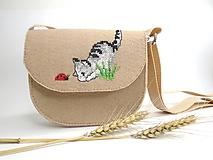 Detské tašky - Moja prvá kabelka - 10921647_