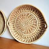 Košíky - Servírovacia misa na chlieb (RAYYAN) - 10920598_