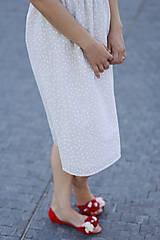 Šaty - Šaty AMÉLIE na dojčenie  (L) - 10920254_