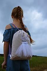 Detské tašky - Detský vak / batoh / ruksak - BALETKA - 10920389_