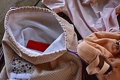 Detské tašky - Detský vak / batoh / ruksak - BALETKA - 10920392_