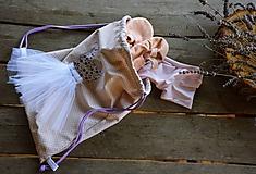 Detské tašky - Detský vak / batoh / ruksak - BALETKA - 10920393_