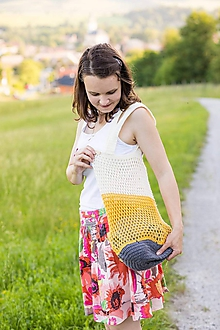 Nákupné tašky - Sieťovka - 10921317_
