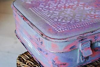 Kurzy - Workshop Redizajn nábytku s Annie Sloan Chalk PaintTM, 1.8.2019 - 10920110_