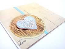 Papiernictvo - Pohľadnica ... Posielam správu - 10924340_