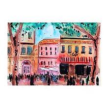 Obrazy - Paríž - 10923159_