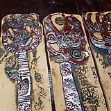 Dekorácie - Keramika. Kachle stromoví. - 10923392_