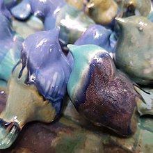 Dekorácie - Keramika,#ptacci Domodra - 10923345_