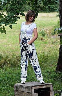 Nohavice - rifle na traky