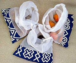 Úžitkový textil - Vrecko pre nakupovateľa - 10924208_