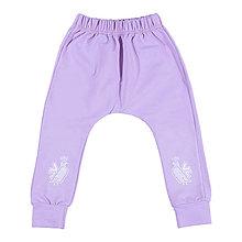 Detské oblečenie - Pudlové nohavice - folk - 10923128_