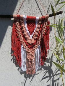 """Dekorácie - Macramé dekorácia """"Indio"""" - 10923451_"""