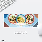 Grafika - Facebook Cover 'Restaurant' - 10924003_