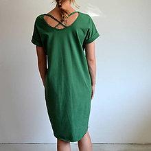 Šaty - Šaty Gréta zelené - 10923066_