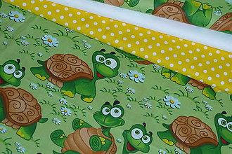 Textil - Látka Korytnačky - 10926042_